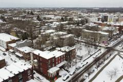 Drone View from Drexel Park to Mr. and Mrs Ed Keer of Philadelphia (003)