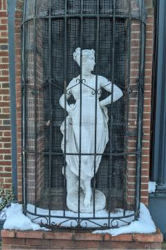 Venus in a Cage to Mr. and Mrs. Fred Burton of Arlington (005)