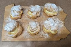 Cream Puffs on Pennsylvania to Dr. Anderson of North Wales, PA (016))