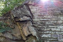 Folded Rock to Dr. Willis of Philadelphia (029)