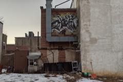 Graffiti to Ms. Johnson and Mr. Dugan of Philadelphia (038)