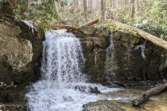 Waterfall to Mr. and Mrs. Speziale of Stroudsburg (044)