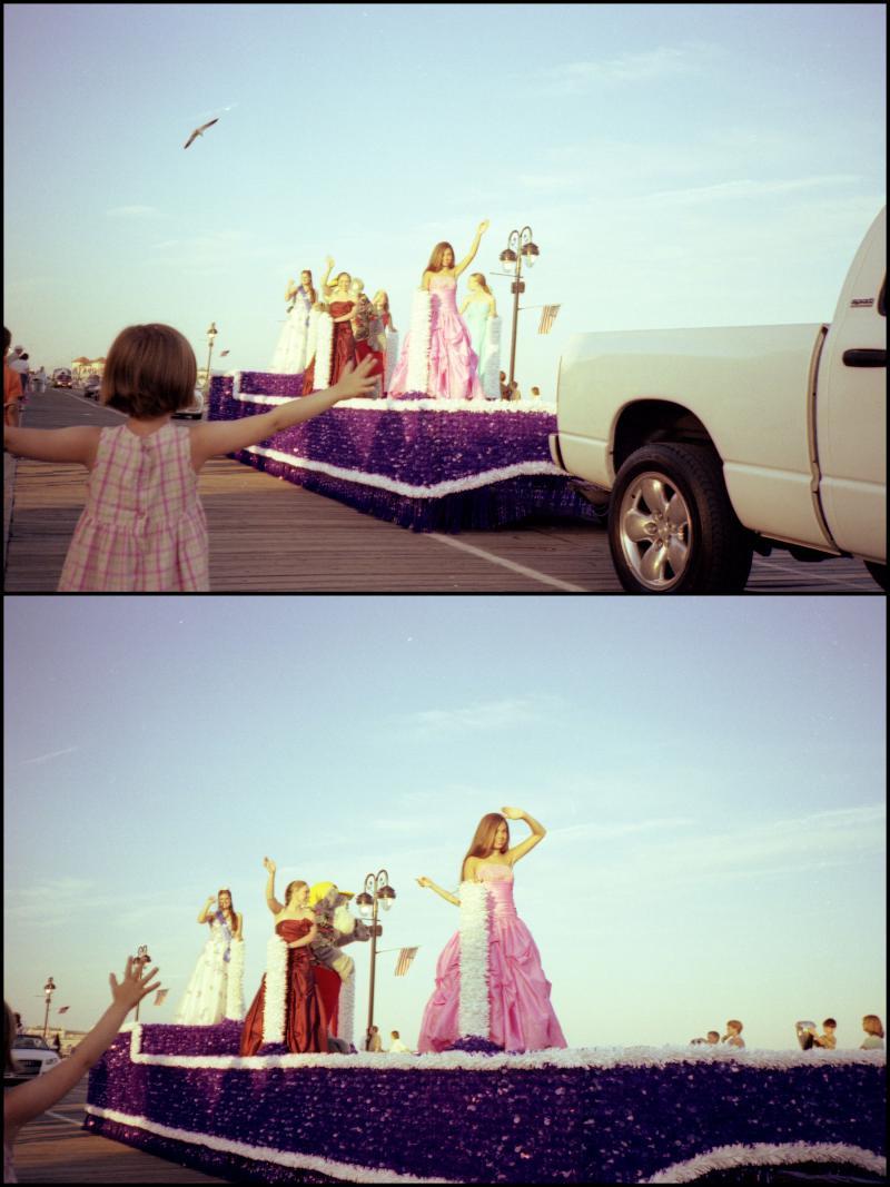antje parade