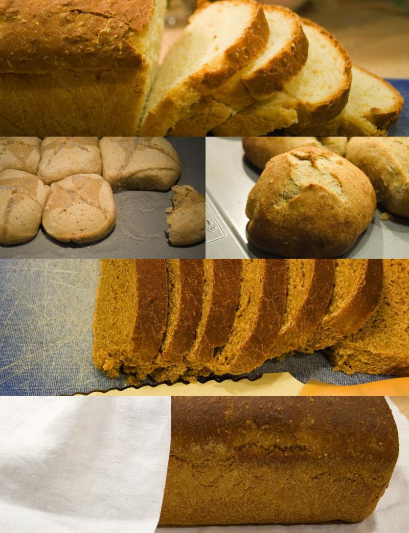 Bread-a-Day 110-114