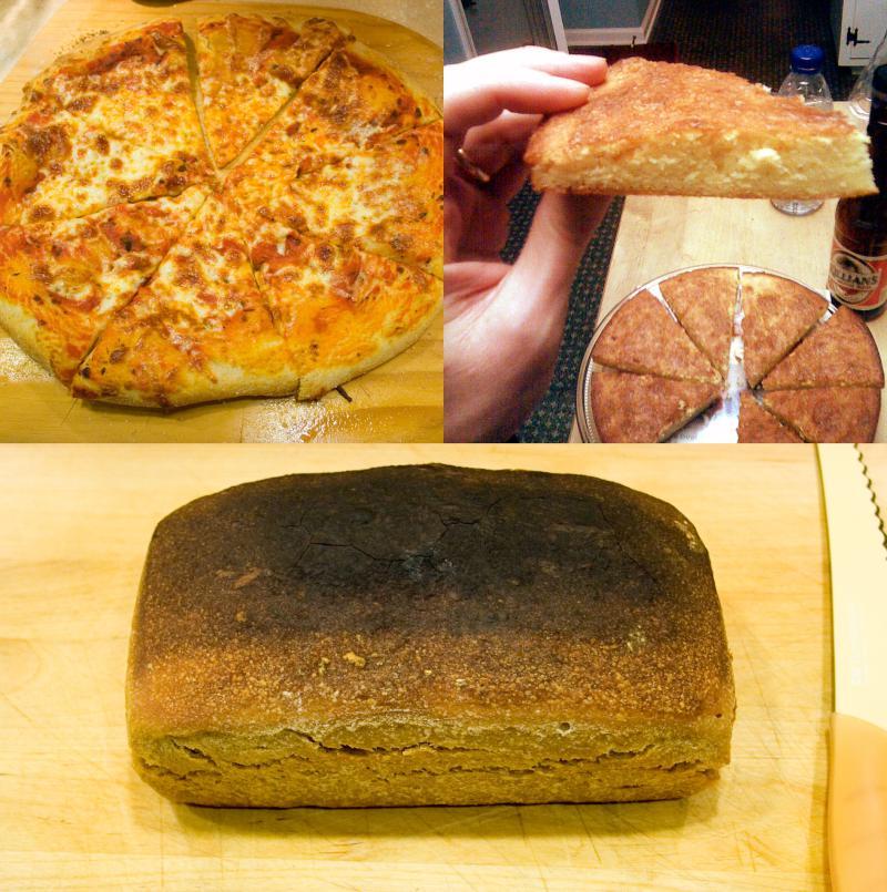 Bread-a-Day 120-122