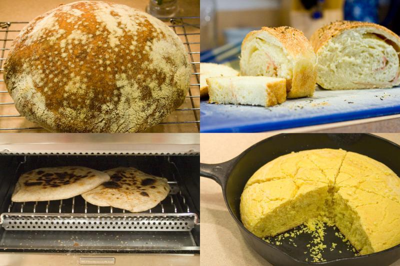 Bread-a-Day 16 - 19