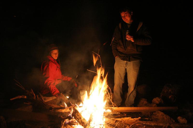 campfire iii