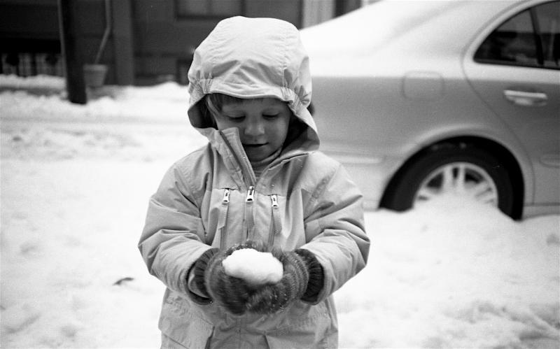 Chunk of Snow