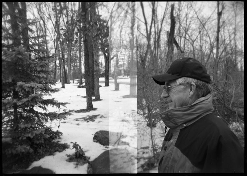 dad diptych