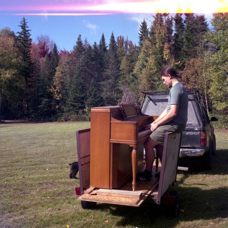 dustin delivering the piano