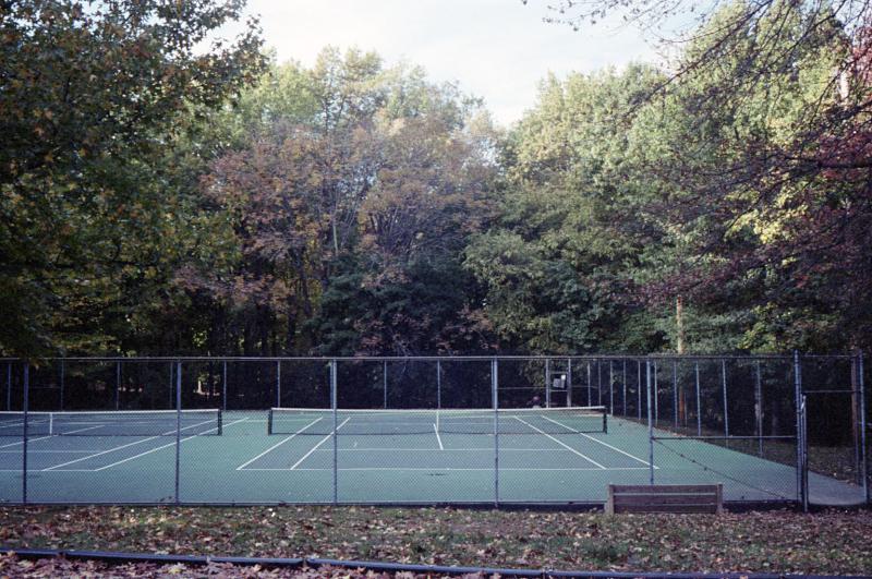 Fall Tennis