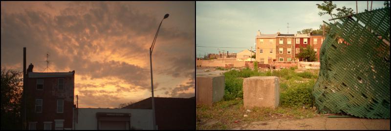 fishtown sunset