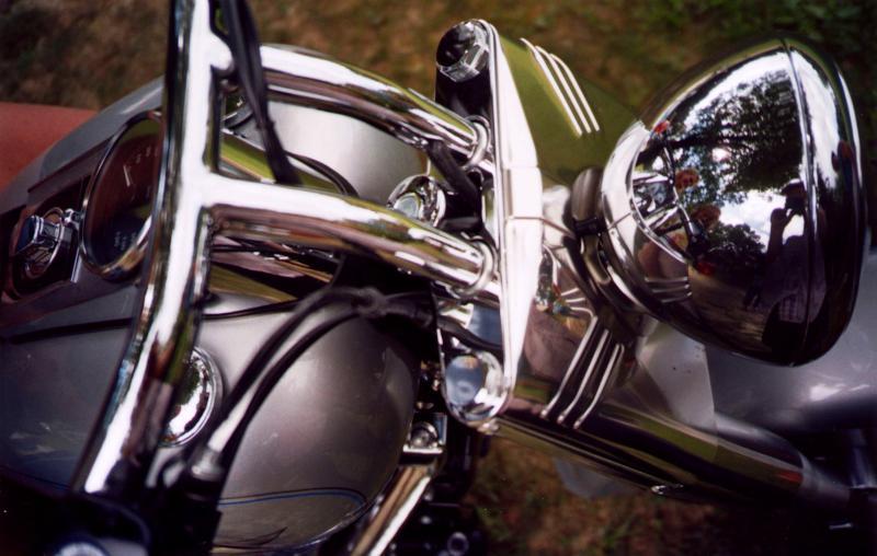 Harley Reflection