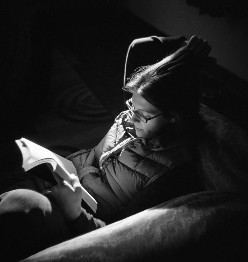 kaela reading