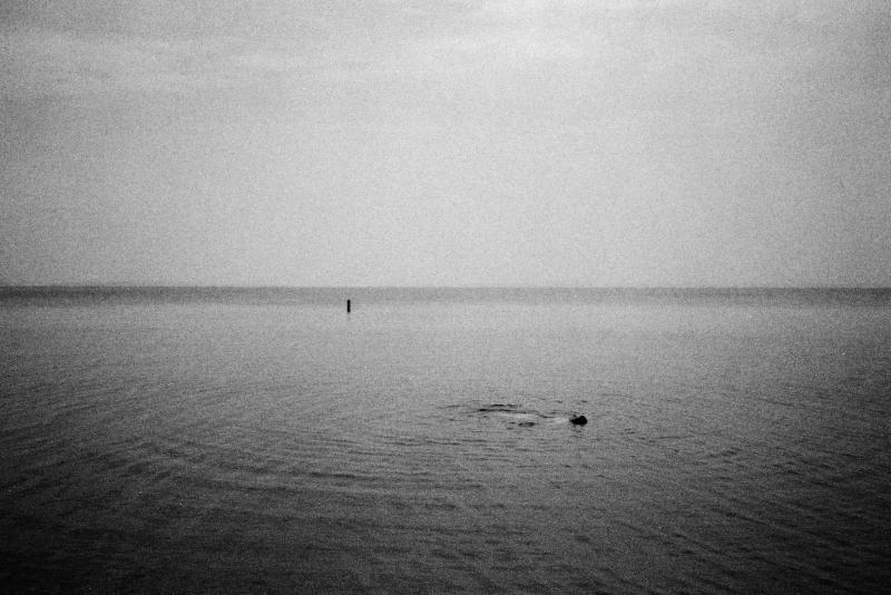 kaela swimming