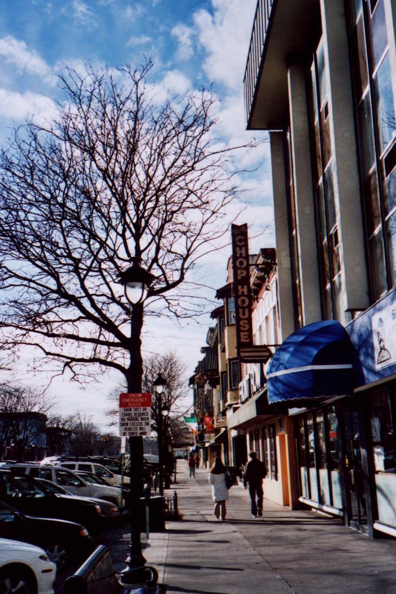 Main Street Stroudsburg