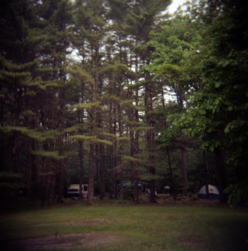 maine campground