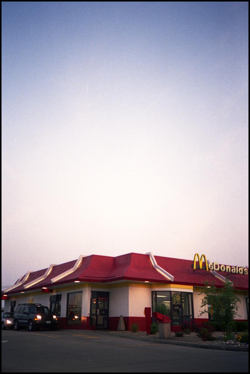 mcd sunset