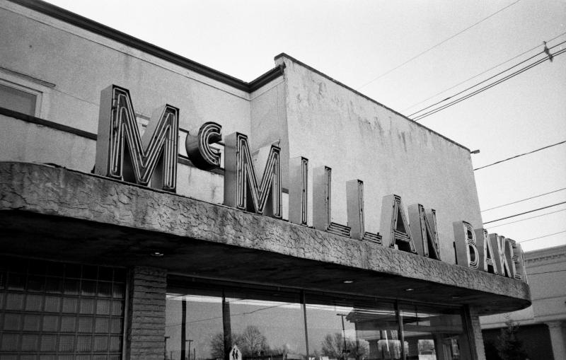 McMillan Bakery