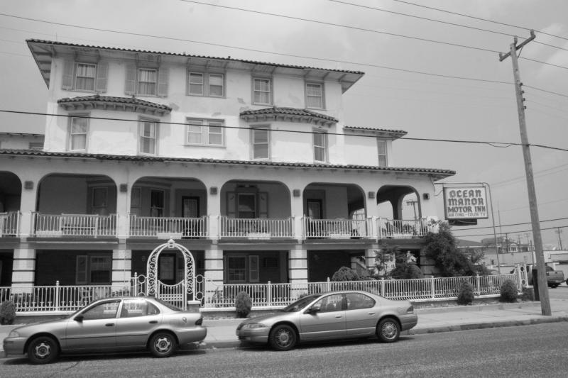 Ocean Manor Motor Inn
