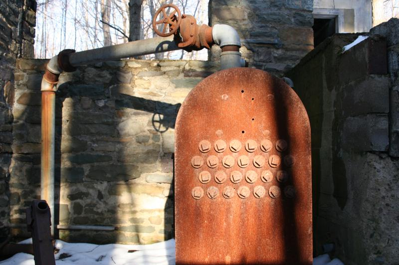 Old Boiler 1