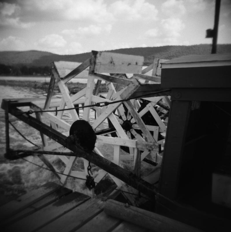 paddle-wheel