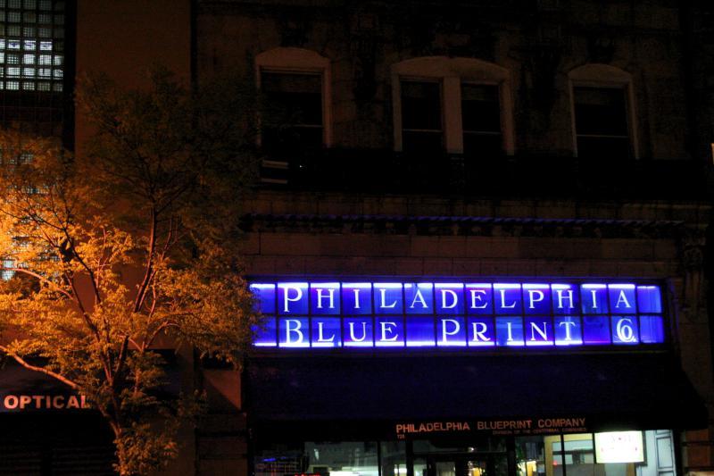 Philadelphia Blue Print Co