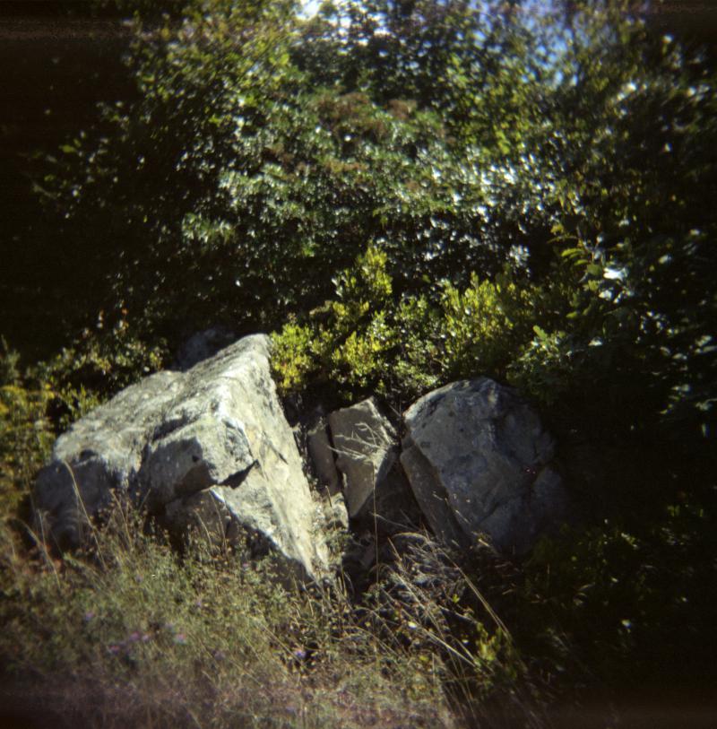 rocks-holga
