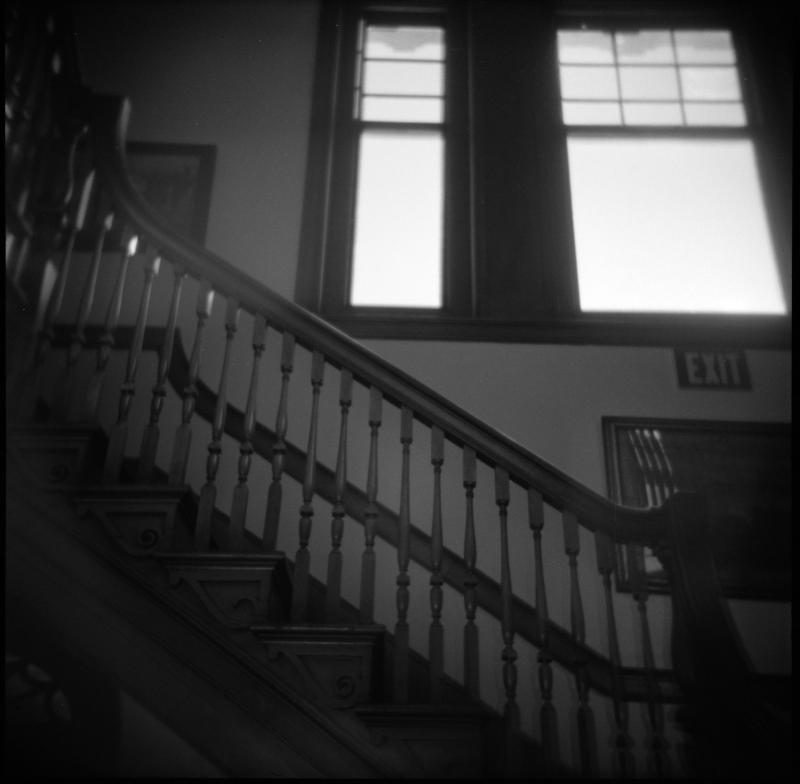 Smith Playhouse Stairs