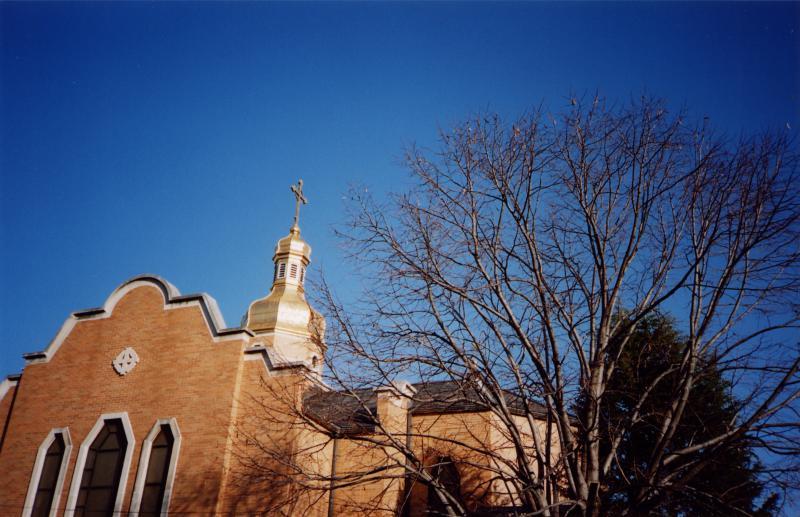 St Nicholas Ukranian Church