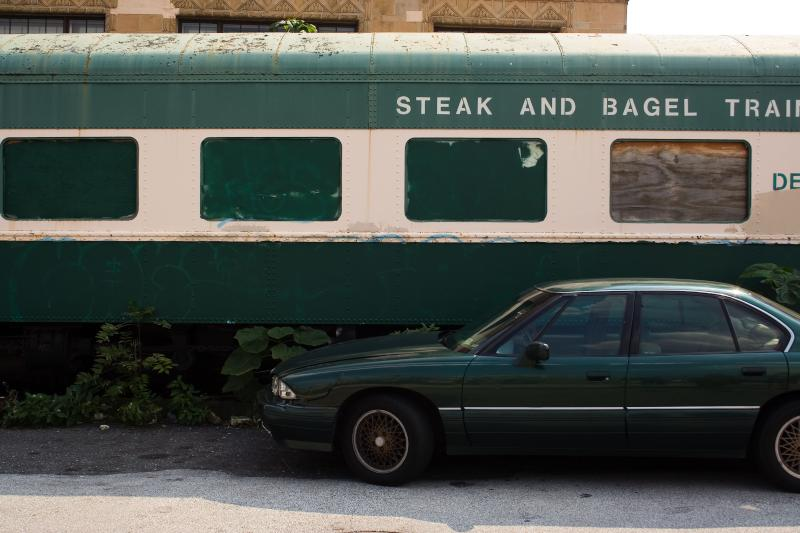 Steak and Bagel Train