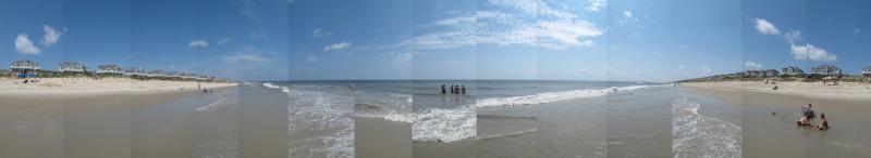 super beach panorama