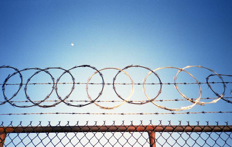 The Moon and Barbed Wire