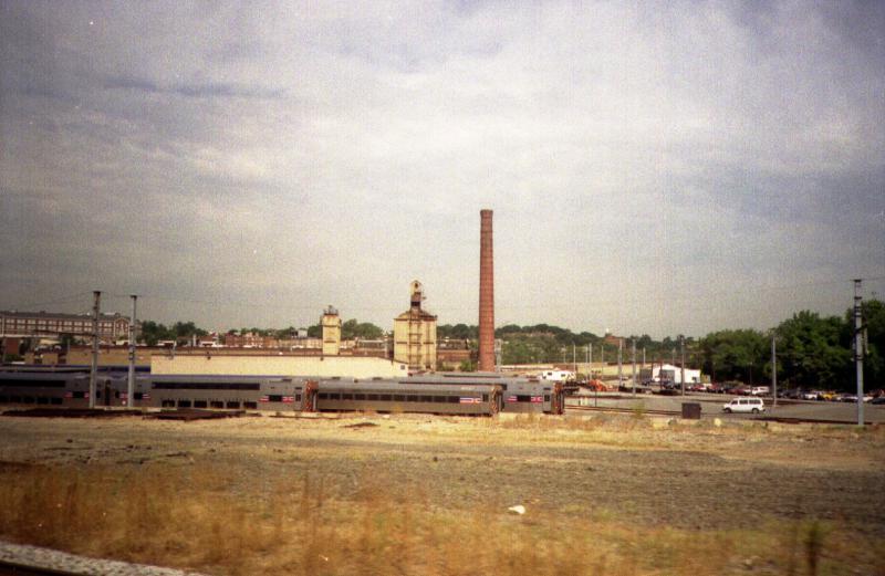 Washington DC Rail Yards