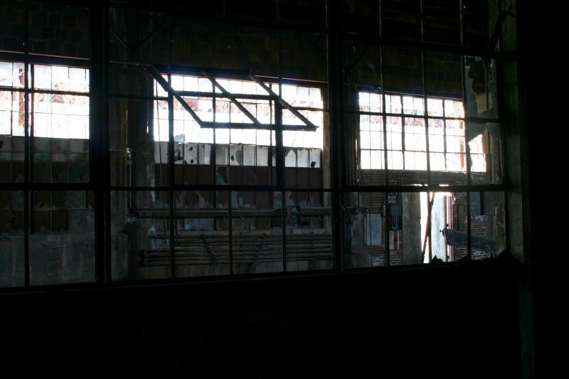 Windows inside