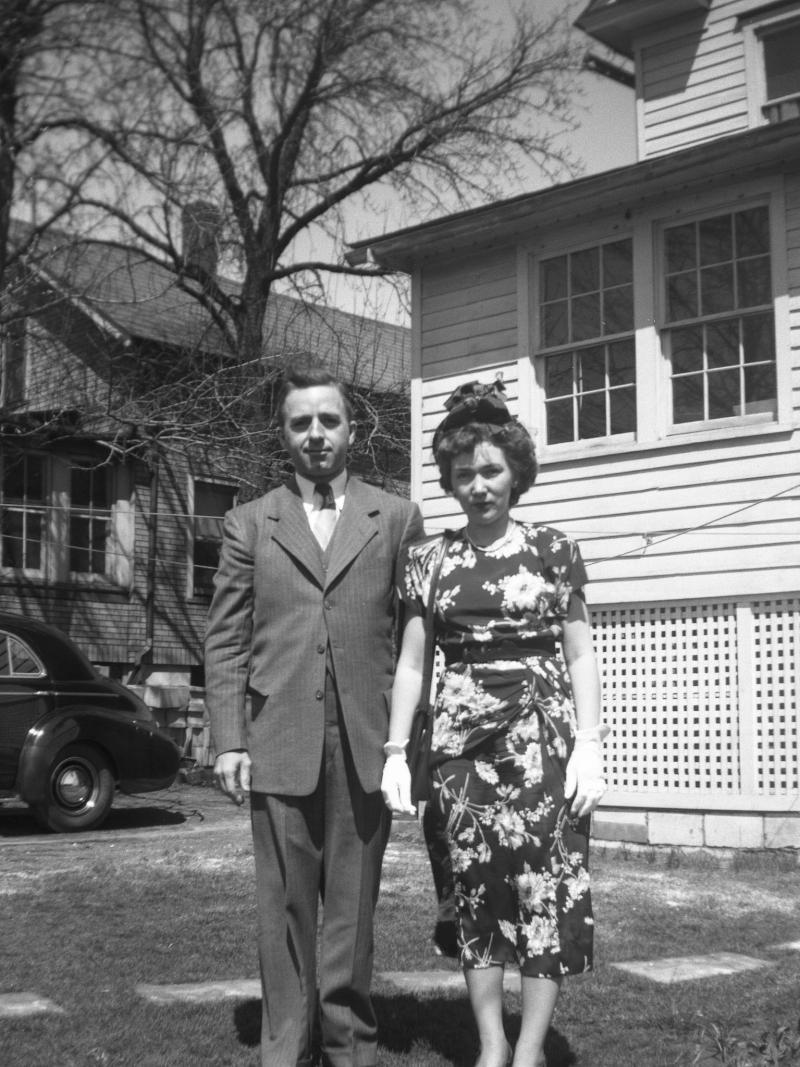 Young Grandparents